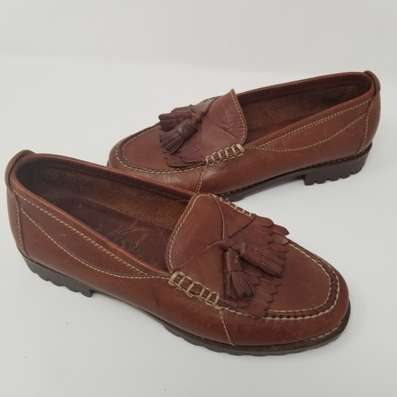 Cole Haan 5 2 Leather Tassel Loafers
